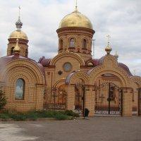 Церковь :: Ксения Тарасова
