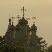 Церковь :: Екатерина Рябинина