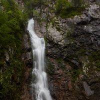 Большой Амгинский водопад (Чёрный Шаман) :: Сергей Балдин