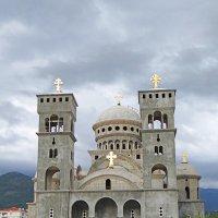 Новая Черногория... Новый Кафедральный Собор? :: Леонид Нестерюк