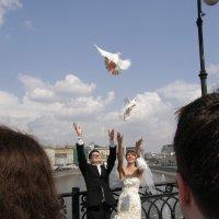 Свадьба :: Светлана Боброва
