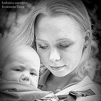 Вместе с мамой :: Елена Кудинова