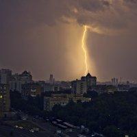 молния *чувствую себя кэпом =_=* :: Наталия Уварова