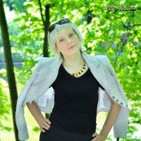 Я любимая (фото любимого Юрочки Бархата- фотографа и фото- художника) :: Светлана .
