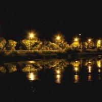 Ночные фонари :: Александр Герасенков