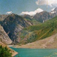 Озеро Бадак :: Виктор Осипчук