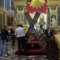 В Казанском соборе. :: Харис Шахмаметьев