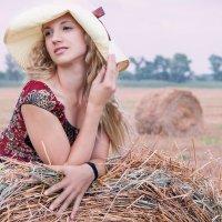 Дама в шляпке:) :: Александр Барановский