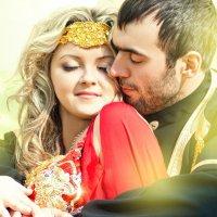 Жених и невеста :: Ольга Шеломенцева