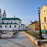 Новый Старый город :: Павел Сущёнок