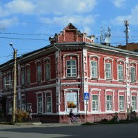 Купеческий дом. :: юрий Амосов