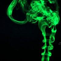 Рисует дым :: Оксана Гуляева