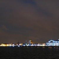 огни ночного Петербурга :: Дмитрий Родышевцев