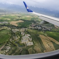 под крылом самолёта...... :: Seda Yegiazaryan