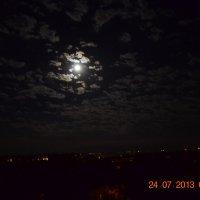 Ночное небо :: Maksim Shubin