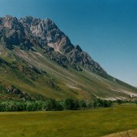 Долина Ойгаинга, h = 2200м. :: Виктор Осипчук