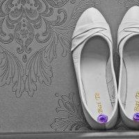 Балетки невесты. :: Наташа Куликова