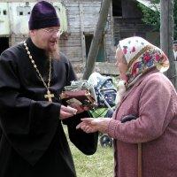 Богу - богово, а деньгам - счет. :: Валерий Симонов