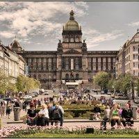 Прага 3 :: Борис Гольдберг