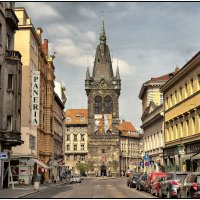 Прага 2 :: Борис Гольдберг