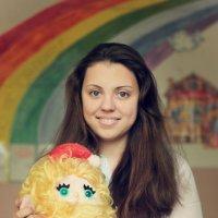 """проект """"Моя любимая игрушка"""" :: Катрин _"""