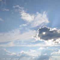 Интересное облако :: Наталья Соловей