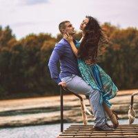 на мосту :: Ксения Калачева