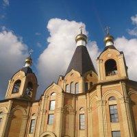 Храм :: Евгений Косых