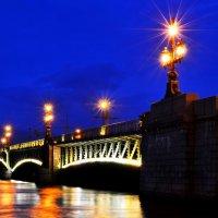 Троицкий мост :: Евгений Алексеев