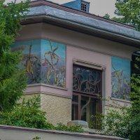 Особняк С.П.Рябушинского. 1900-03 Архитектор Ф.О.Шехтель :: Наталья Rosenwasser