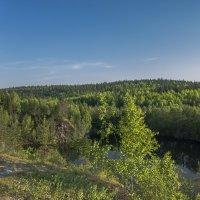 Пейзаж :: Денис Алексеенков