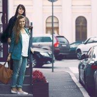 Марина и компания :: Дмитрий Седых