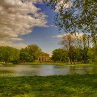 Юсуповский сад :: Anton Lavrentiev