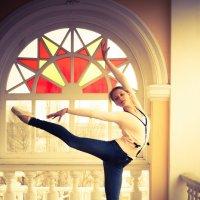 Балерина :: Андрей Антонюк