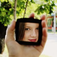 В зеркале... :: Лилия Лисенюк