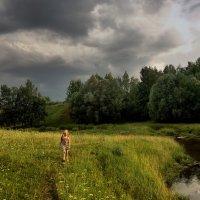 За минуту до дождя :: Владимир Макаров