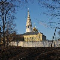 Монастырь :: Sergey Poroshin