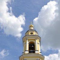 Михайловская Слобода. Церковь Михаила Архангела . :: lidokkk474 Сычева