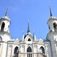 Церковь Владимирской иконы Божией Матери. :: lidokkk474 Сычева