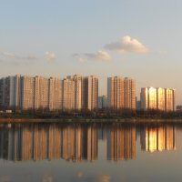 Зеркальный город :: lidokkk474 Сычева