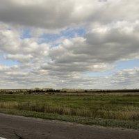 под покрывалом облаков :: Андрей ЕВСЕЕВ