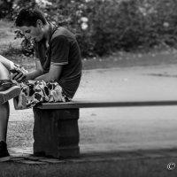 Одиночество, замкнутось... :: Валерий Волков
