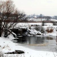 зимний мост :: Вячеслав Михеев