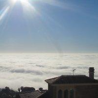 город над облаками :: Natali торрггшотогр