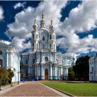 Смольный собор :: Алексей Говорушкин
