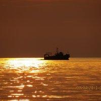 Кораблик :: Сергей Солдатенко