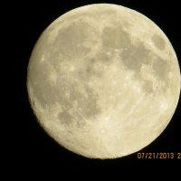 Луна :: Сергей Солдатенко