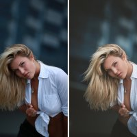 model1 :: Lina Palitri