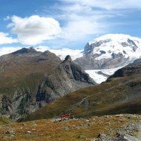 швейцарские альпы :: Дмитрий Родышевцев