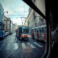 Дождливый день в Праге :: Catherine Muse